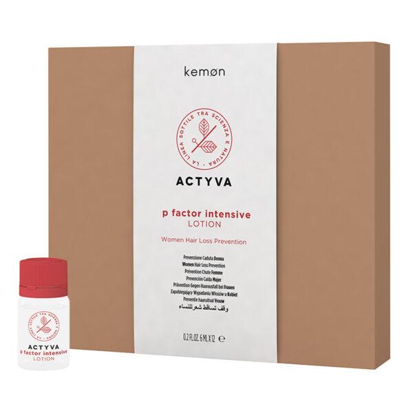 kemon-actyva-P-Factor-women-lotion